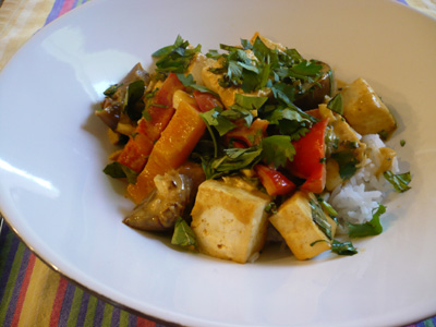 Red curry recipes